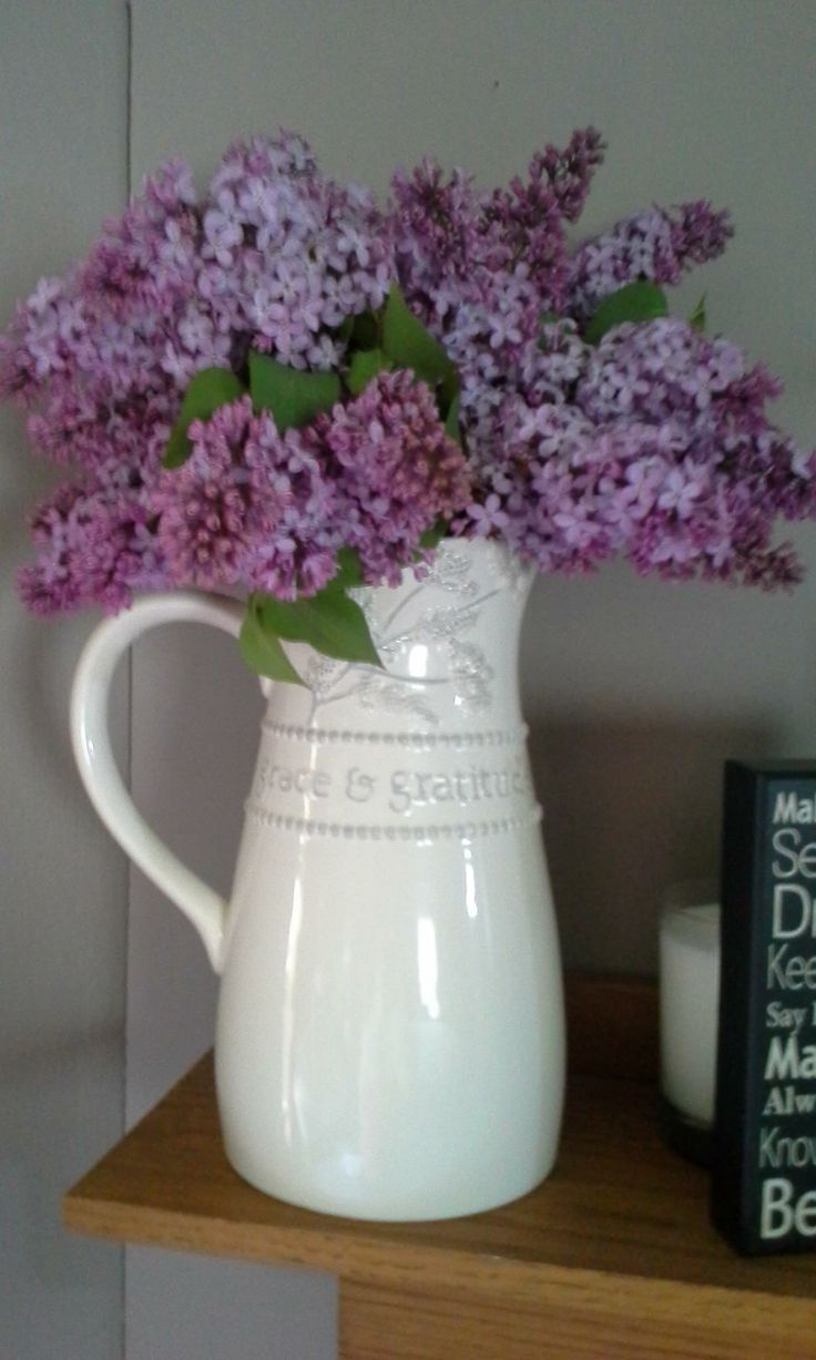 Beautiful Grace and Gratitude Pitcher from Mary and Martha! Get yours at www.mymaryandmartha.com/patterson