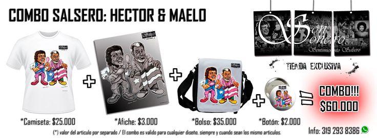 Foto: Combo Salsero - Hector y Maelo