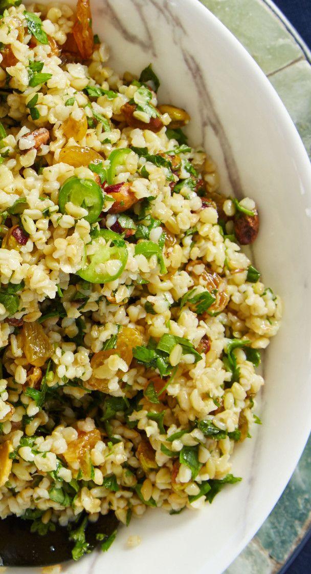 Farro Salad recipe: This grain bowl is infinitely customizable.