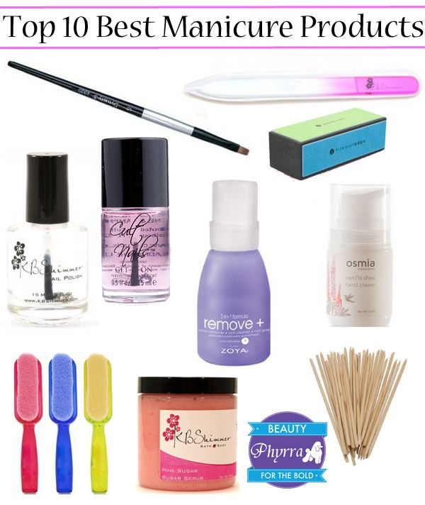 Top 10 Best Cruelty Free Manicure Products