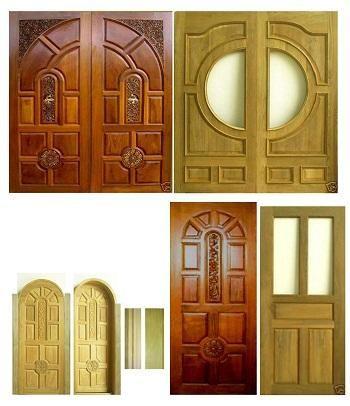 Holztüren, Teakholztüren, Haustüren, Zimmertüren, Wohnungstüren