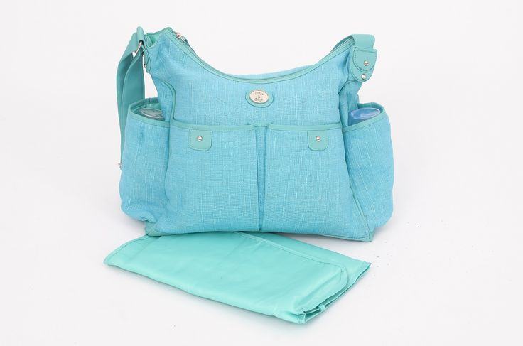Turquoise Dream Nappy Bag - On SALE - Limited Stock Available
