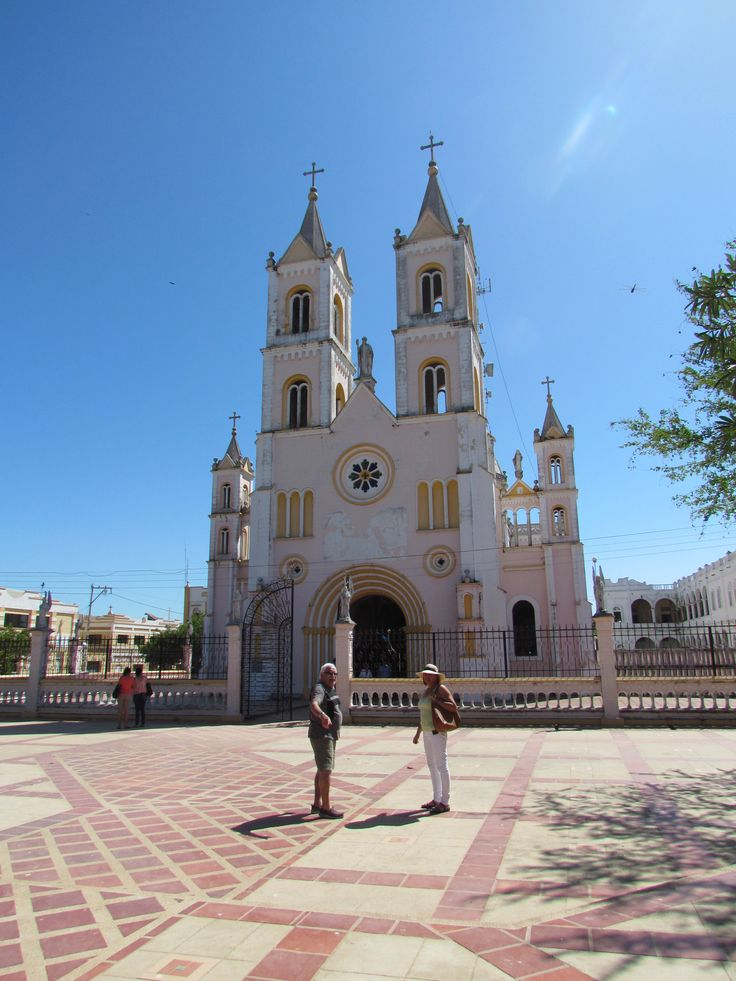 San Benito Abad church Colombia