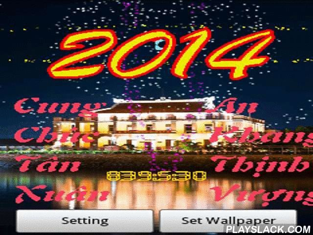 Fireworks Viet  Android App - playslack.com , Fireworks Viet is a great app for you in the holiday as new year. It will bring for you many lucky in your life.Feature:- Explosion fireworks is very beatiful- You can change many backgrounds.- Change text which run on screen- Change date which is showed on screen- Change color, location ...