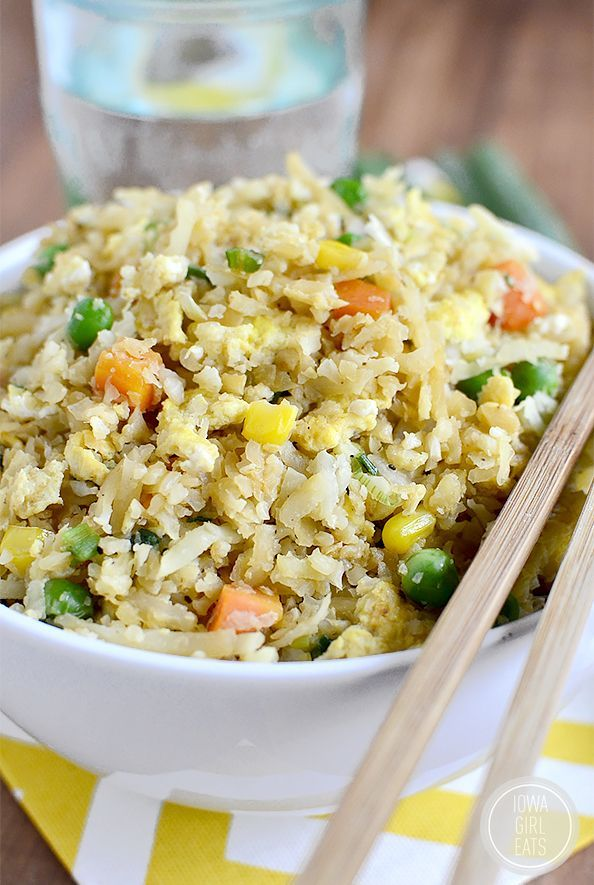 how to make cauliflower rice from frozen