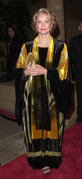 Ellen Burstyn #fashionicon #style