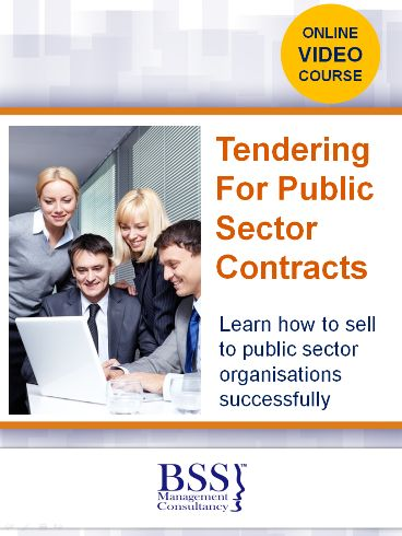 Contents : Introduction to public sector procurement process including the ins and outs of the bidding process Understanding the language of procurement, as well as the evaluation process used for awarding contracts; learn ways to determine the right contract opportunities for your organisation  Sell the services/products of your organisation effectively via 'Pre-qualification Questionnaires' and 'Invitation To Tender' forms ( PQQ and ITT) - creating powerful USP for competitive advantage.