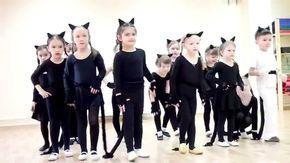 Танец маленьких котят, Детский Мюзик-Холл, г.Казань, Эклектик-студио