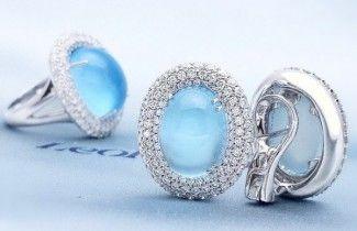 Come scegliere i gioielli con topazio - anello e orecchini http://molu.it/come-scegliere-gioielli-con-topazio/