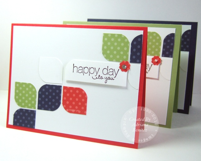 144 best cards rounded squares images on pinterest cards quick greeting card could i make this shape with a square and then round 2 m4hsunfo