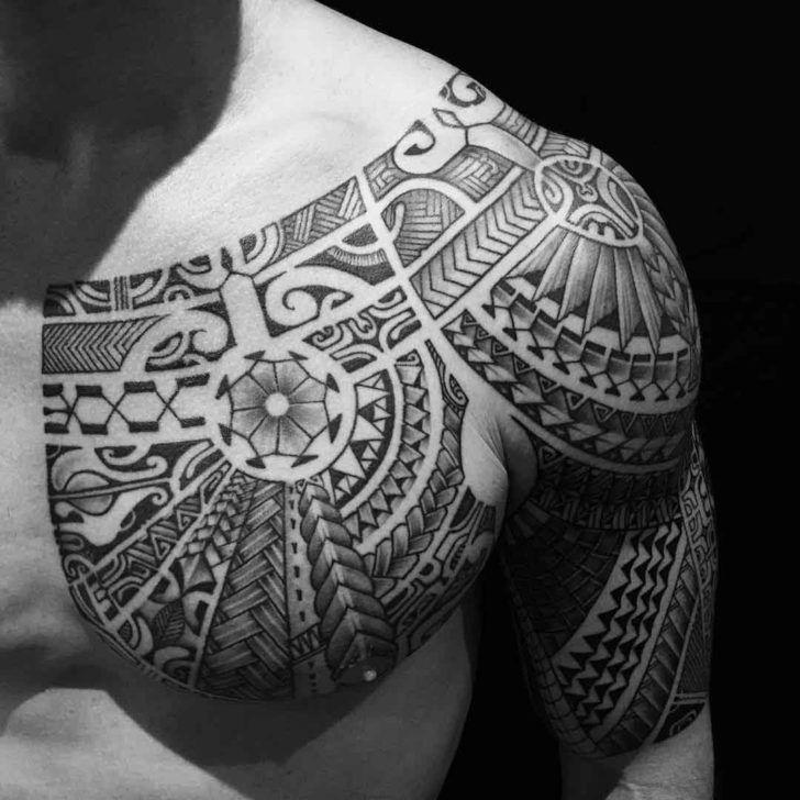 Tattoo Maori Tribal by Manamaoritatau 3                                                                                                                                                                                 Más