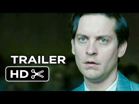 Pawn Sacrifice Official Trailer #1 (2015) - Tobey Maguire, Liev Schreiber Movie HD - YouTube: coming in September!!