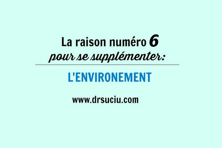 Photo drsuciu La raison numéro 6 pour se supplémenter