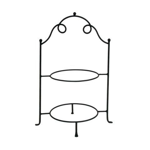 Tuscan 2 Tier Wrought Iron Metal Serving Plate Stand Cheap-Chic Decor,http://www.amazon.com/dp/B003747V7Q/ref=cm_sw_r_pi_dp_gfe1sb1TECM0H2HT