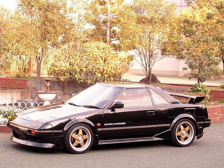 TOYOTA MR2 SUPERCHARGER