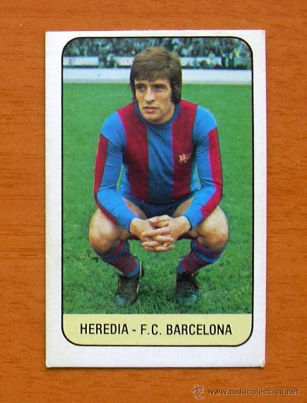 Barcelona - Heredia - Ediciones Este 1978-1979, 78-79