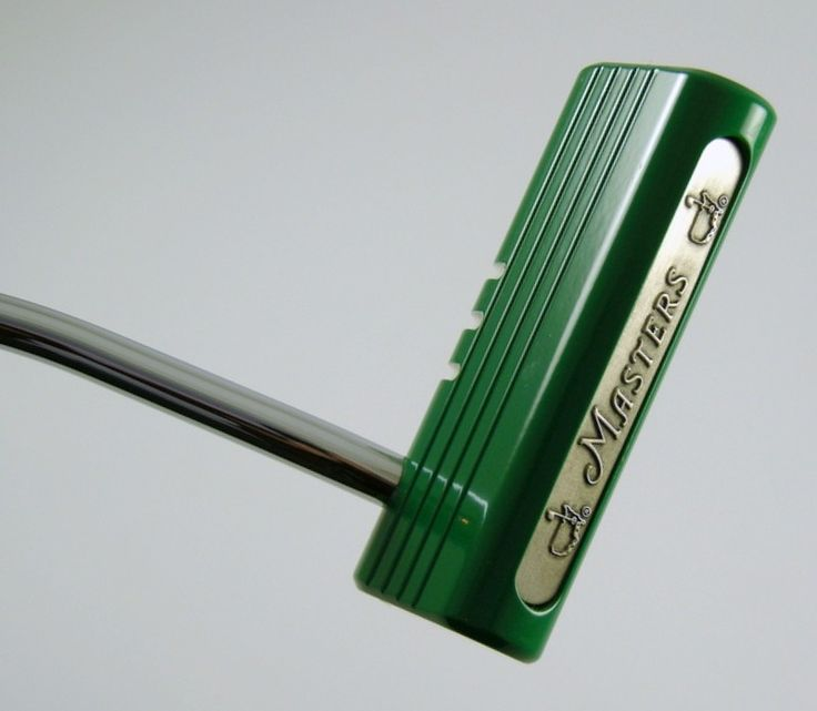Very RARE & Early  Master Tournament Putter