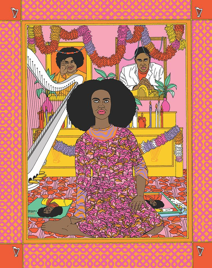 Transfiguration and Transcendence: The Music of Alice Coltrane   Pitchfork