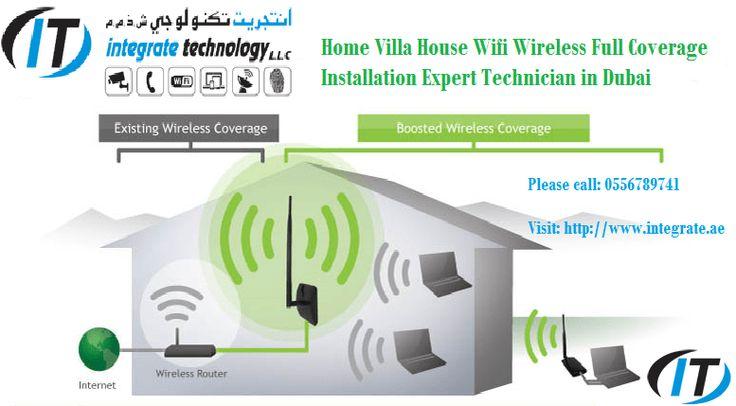 Internet wifi connection in your office home villa booster 0556789741 Dubai Dubai wifi services 0556789741 installation repair fixing services Wifi...