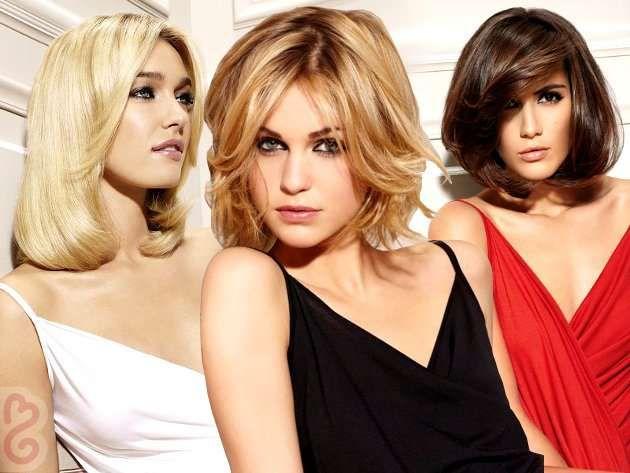 3 schöne Frisuren für Frauen mittleren Alters Alter 30 35 40 45 50 Hilfe jugendlicher Charme