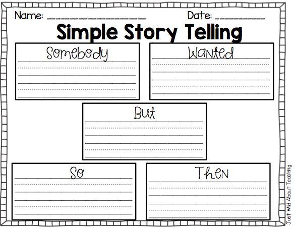 The story teller essay