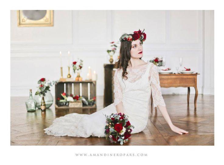 Jeanne Lannurien - Créatrice de robes de mariée | Crédits: Amandine Ropars- Elodie Struillou coiffeuse maquilleuse-modele: Angelique boissart #Mariage #RobesDeMariee #WeddingDresses #Wedding #mariage #Brides #bride #mariee #FutureMariee #boheme #MariageBoheme #bridal #Mariage #Boheme #Bretagne #CreatriceDeRobesDeMariee #jeannelannurien