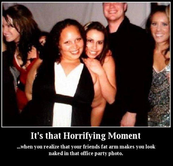 I's that horrifying moment....: Offices Parties, Jenny Craig, Awkward Moments, Optical Illusions, Funny Pictures, Weights Watchers, The Offices, Funny Stuff, So Funny