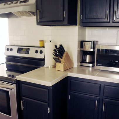 behr cottage black paint kitchen photos repainted cabinets design pictures remodel decor and. Black Bedroom Furniture Sets. Home Design Ideas