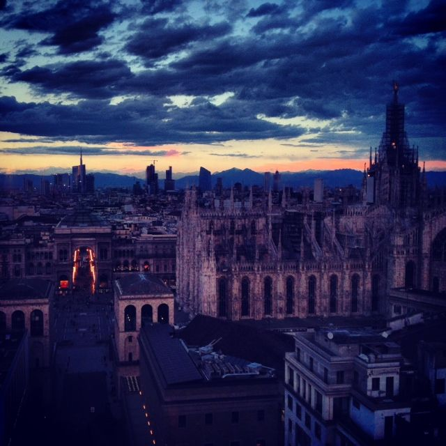 Fashion Week continues in Milan on the eve of the Ferragamo Men's FW14 runway show.