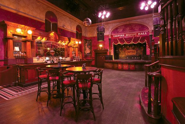 The Belfast Empire | 15 Jaw-Dropping Belfast Bars That You Need To Visit