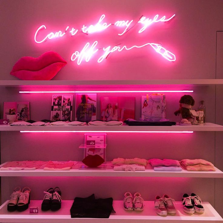 pin by 𝐃𝐢𝐚𝐮𝐧𝐚 on pink aesthetic bedroom neon bedroom neon room on cute lights for bedroom decorating ideas id=22458