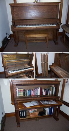 44 Best Pianos Upcycle Reuse Recycle Repurpose Diy