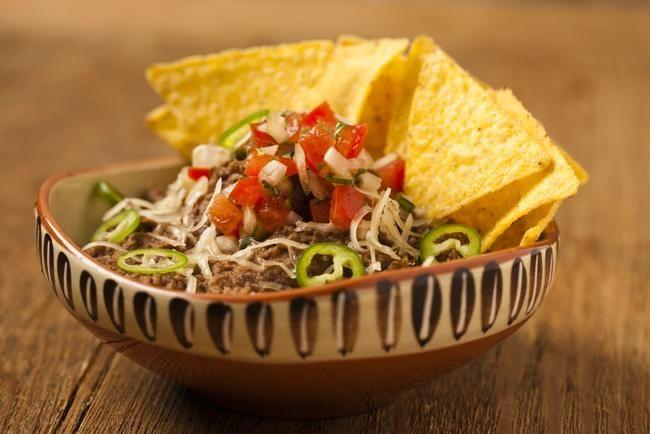 Kyllingtaco - serveres med herlig hjemmelaget guacamole. Fredagsfavoritt?