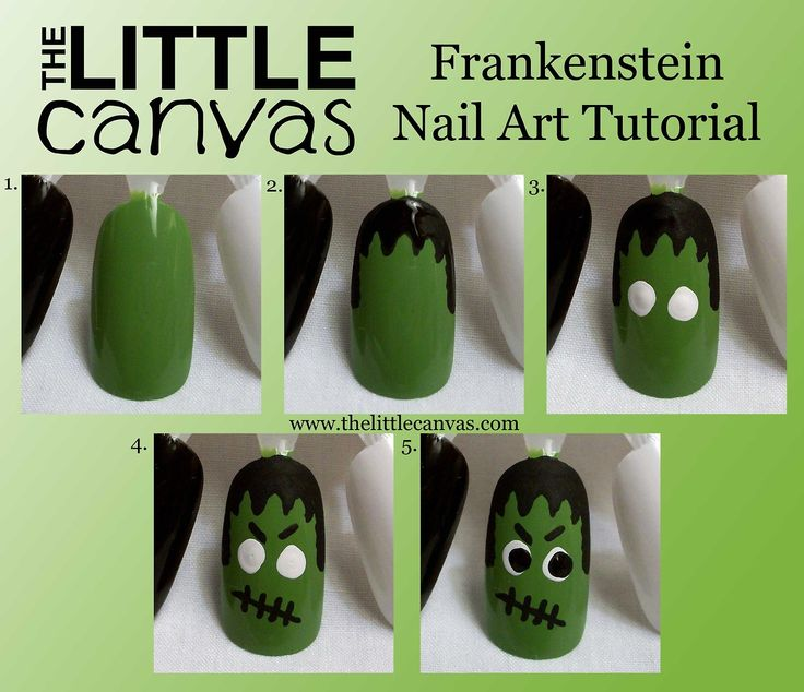 24 best the little canvas nail art images on pinterest nail art nail designs nail designs prinsesfo Gallery