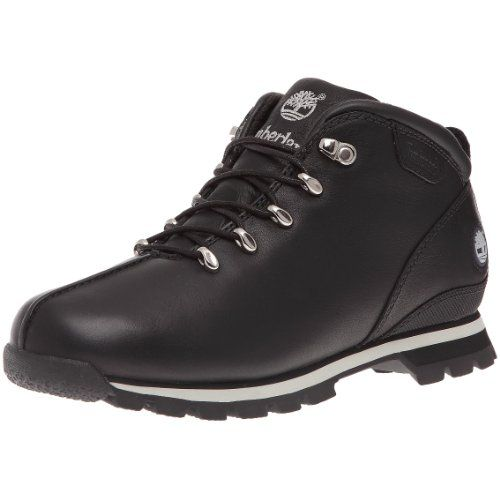 Timberland Splitrock Chukka, Mens Boots, Black, EU 45 (US 11)(10.5 UK) Timberland Earth kepper Splitrock Boot are ideal for all weathers. The durable material andamp