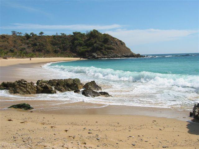 Bacocho Beach - Puerto Escondido