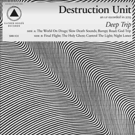 Destruction Unit - Deep Trip, Blue