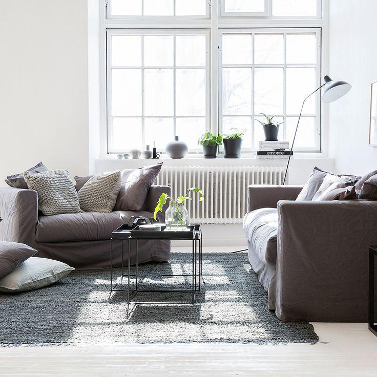 Le Grand Air Loveseat, Grå - Decotique - Decotique - RoyalDesign.se