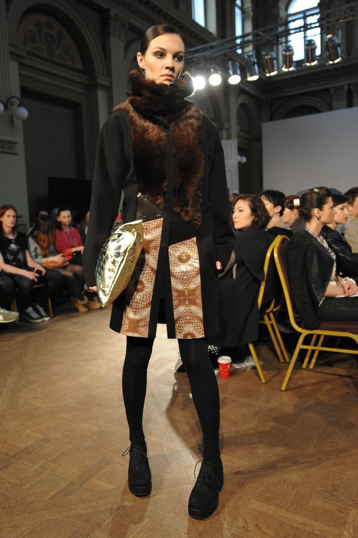 OLA BAJER-BOLA, Fall - Winter 2013 / 2014, Off out of Schedule, 8. FashionPhilosophy Fashion Week Poland, fot. Łukasz Szeląg #bola #bajer-bola #bajerbola #fashionweek #fall2013 #winter2013 #fw13 #aw13 #off #youngdesigners #fashioninspirations #trends #fashiondesigners #polishfashiondesigners #offoutofschedule #fashion #fashionweekpl #fashionweekpoland #fashionphilosophy