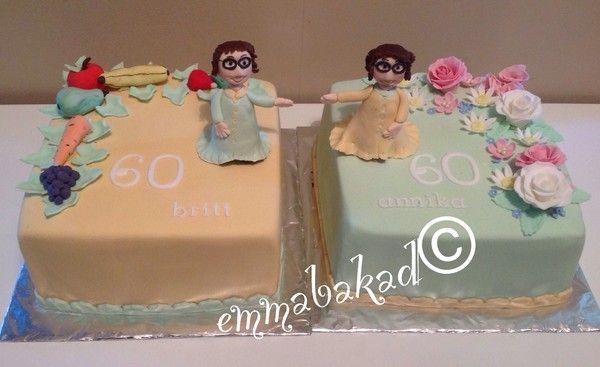 Tvilling tårta - emmabakad.blogg.se
