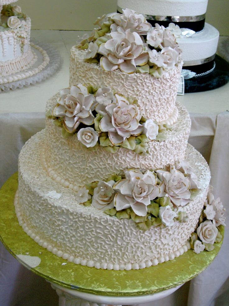 Hansen S Cakes Once Quot The Quot Place In La For Wedding Cakes
