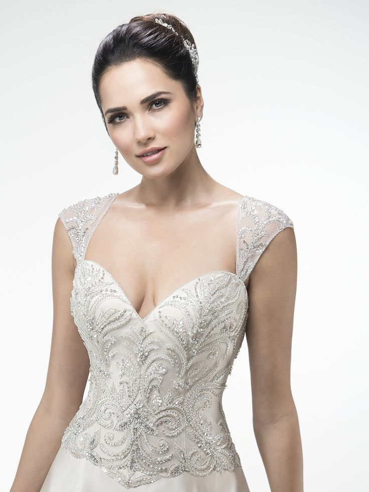 Spectacular Maggie Sottero Sleeves Style CSMS CSMS Wedding Dresses Bridesmaid Best Bridal PricesWedding