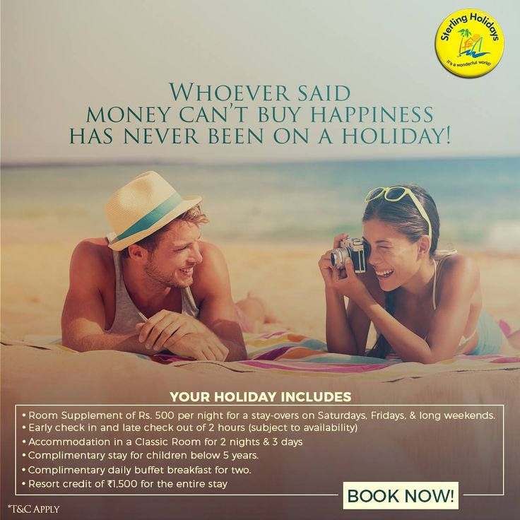 Planning to book your next holiday? Book one of our Classic Holiday Packages & get the best value for your money.
