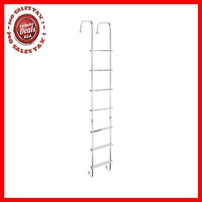 Stromberg Carlson LA-401B Universal Exterior RV Ladder