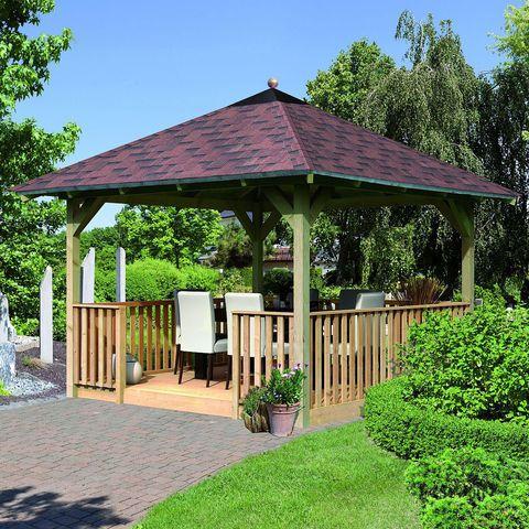 39 best images about kiosque de jardin on pinterest. Black Bedroom Furniture Sets. Home Design Ideas
