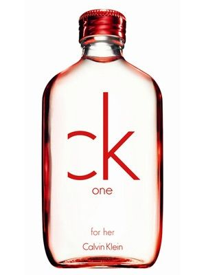 CK One Red Edition for Her Calvin Klein for women