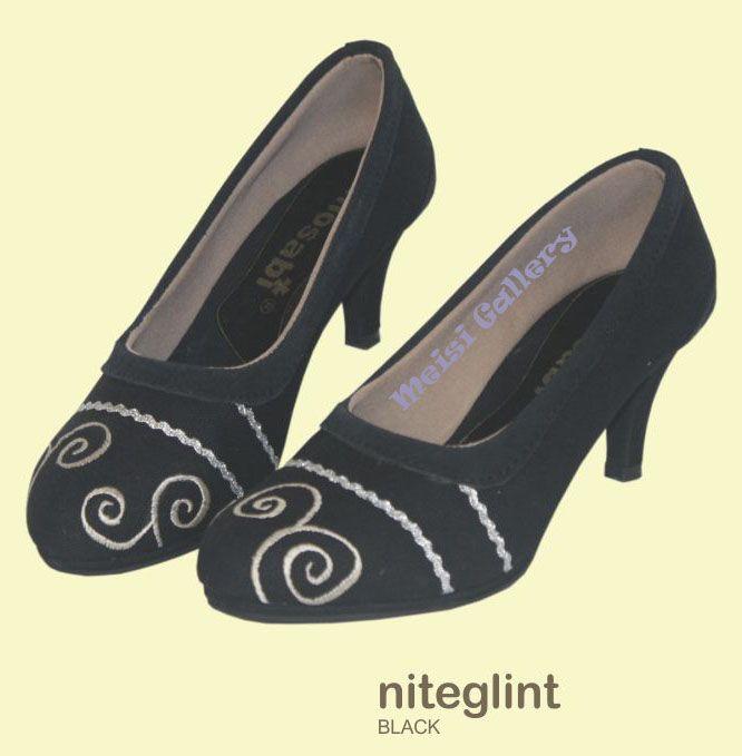 hiheel - niteglint * ukuran tersedia: 36, 37, 38, 39,