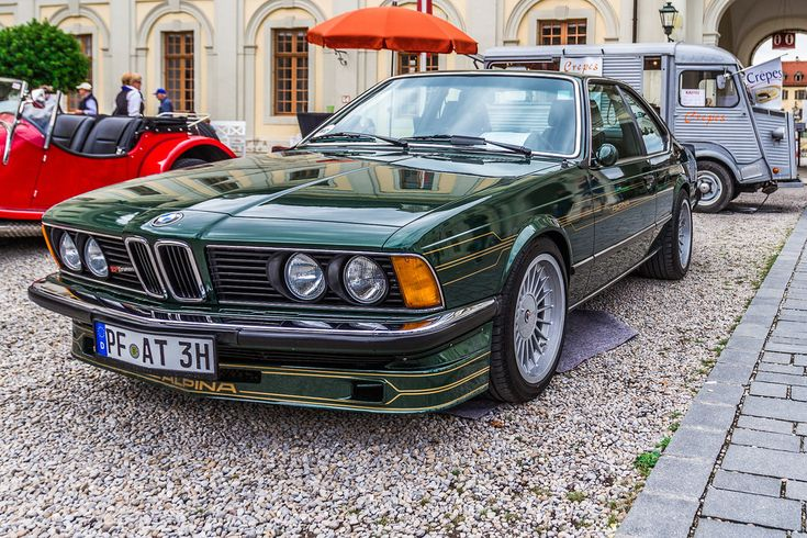 BMW Alpina B Turbo