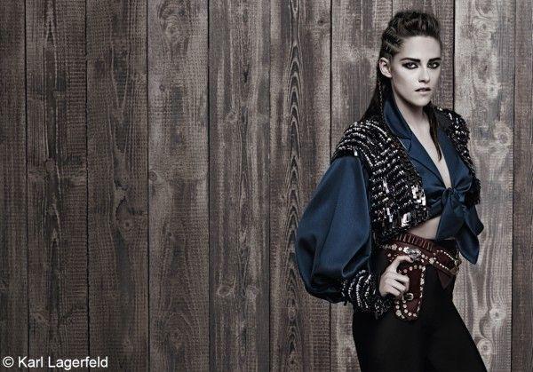Chanel Métiers d'art Paris Dallas - Kristen Stewart