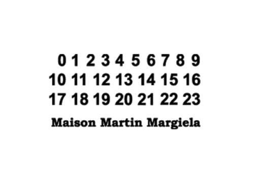 Maison Martin Margiela #MMM #MaisonMartinMargiela @Maison Martin Margiela